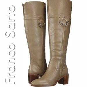 Franco Sarto Beckford Wide Calf Tall boots